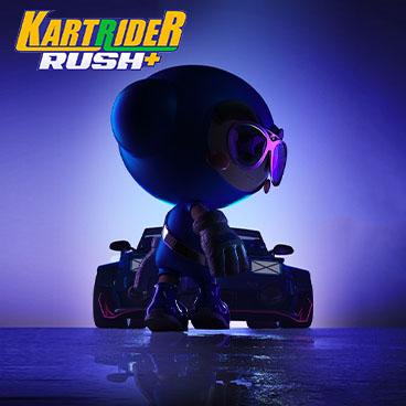 เล่น  KartRider Rush+ บน PC ด้วย NoxPlayer