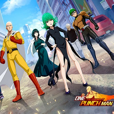 เล่น 	 ONE PUNCH MAN: The Strongest บน PC ด้วย NoxPlayer