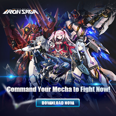 Iron Saga - Battle Mechas